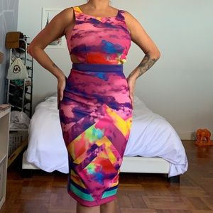 BEBE cocktail dress XS